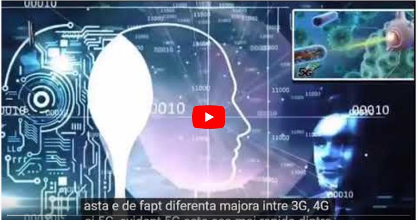 Despre nanoboti si 5 G, a cincea generatie wireless – descarca daca poti filmul si save