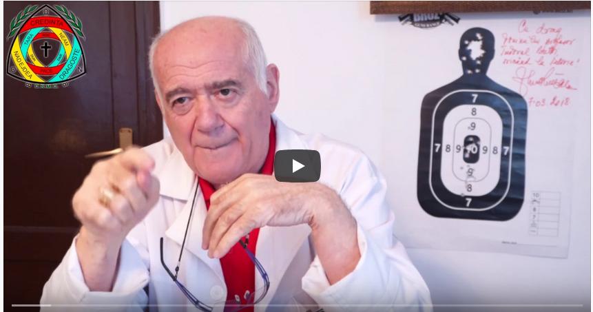 """Prof. Univ. Dr. Tudorel Butoi – """"Jos labele de pe copii, ticăloşilor!"""""""