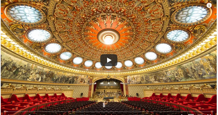 Marea Frescă a Ateneului Român – istoria romanilor pana la 1918 – documentar Trinitas TV