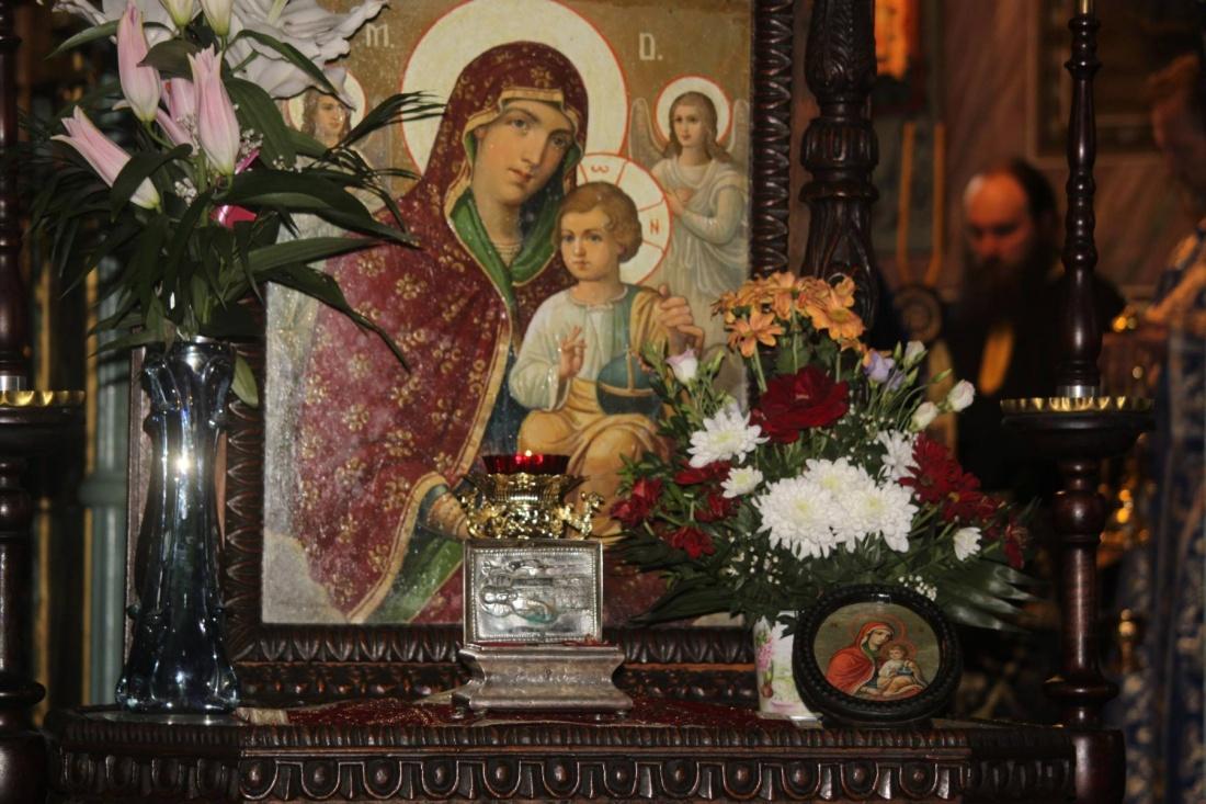 Semn divin apărut, în plină pandemie, înainte de Paști, la Mănăstirea Frăsinei